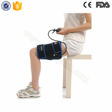 Equipo de fisioterapia con envoltura de enfriamiento con congelador Equipo de tratamiento con hielo con compresor de hielo para tratamiento de emergencia