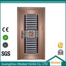 Stainless Steel Security Doors Factory Export