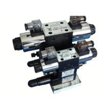 Válvula de superposição hidráulica tipo atos