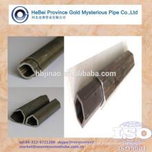 Tubo y tubo de acero sin costura de eje de precisión