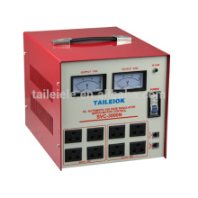 Automatic voltage stabilizer ,Motor control SVC-3000VA