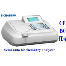 Semi-Auto Biochemistry Analyzer (BIOBASE Silver-Plus)