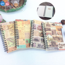 Promotional Recycled Spiral Notepad with Pen (NP(84K)-DX-01)