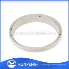 A presión las piezas del anillo de la vivienda de la cámara CCTV del revestimiento del polvo de la fundición