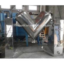 Mezclador farmacéutico automático del gránulo de Power Shell V Shell