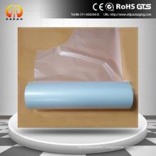 low gloss matte white PET film 36 micron