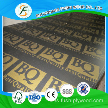 18 mm PP Film Faced Ply wood