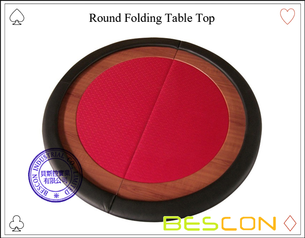 Round Folding Table Top