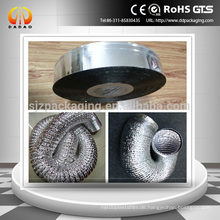 12mic metallisierte Polyesterfolie / Mylarfolie zur Kanalisolierung