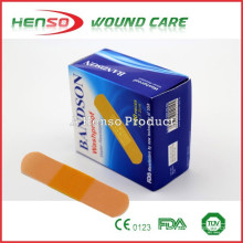 HENSO CE ISO First Aid Waterproof Medical Adhesive Wound Plaster