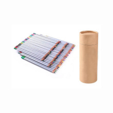 Crayon de couleur en bois