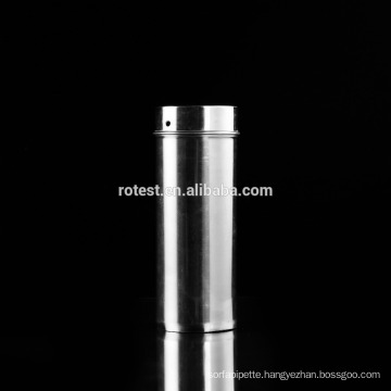 stainless steel petri dishes cylinder container