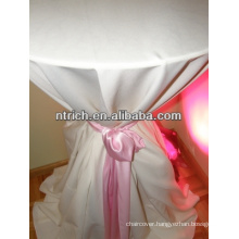 Party bar table cloth, satin table cloth, elegant table cover