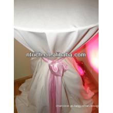 Festa de bar toalha de mesa, toalha de mesa cetim, tampa de mesa elegante