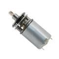 Motor pequeno da engrenagem da CC para o brinquedo adulto