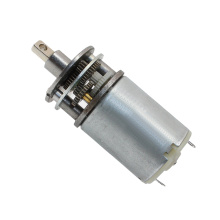 Small DC Gear Motor For Adult Toy