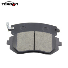 Ceramic Brake Pad Set 2013 for Toyota
