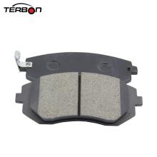 Керамическая тормозных колодок набор 2013 для Toyota
