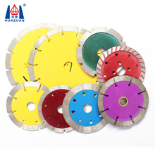 Diamond stone cutting disc for angle grinder