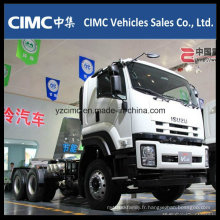 Camion Tracteur Isuzu 6X4