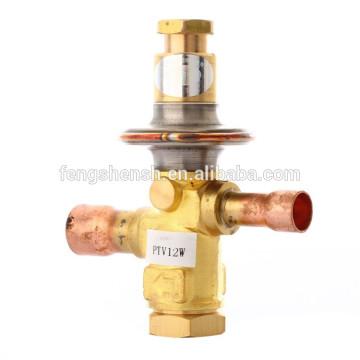 Ventes directes d'usine et concessions de prix Protection de l'évaporateur Vanne d'angle de dérivation de gaz chaud