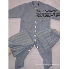 Kaschmir-Baby-Set (DS308)