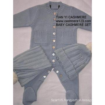 Cashmere Baby Set (DS308)