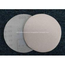 Disco de fita mágica de óxido de alumínio de moagem de madeira