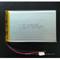 Batería Li-ion 3.7V 5000mAh Lipo recargable para Tablet PC