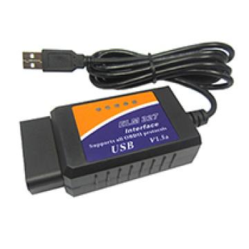 OBD/Obdii Scanner Elm 327 Car Diagnostic Scanner Elm327 USB Obdii Diagnostic Scanner Elm327 USB Interface