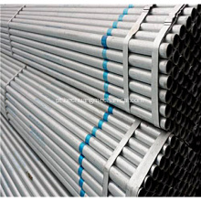 SCH 40 GALVANIZED WELDED STEEL PIPES