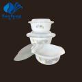 Heat Resistant Opal Glassware-3PCS Casserole Set