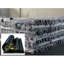 Rubber Roll Roofing Materials / EPDM Underlayment/EPDM Geomembrane /Building Materials