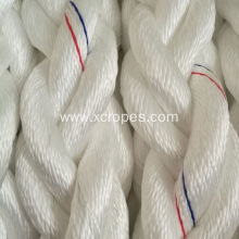 High Definition for China Mooring Rope, Nylon Boat Mooring Ropes, Pp Mooring Rope, White Mooring Rope, Nylon Mooring Rope Manufacturer Mooring Rope 8 Strands PP Rope export to Reunion Factories
