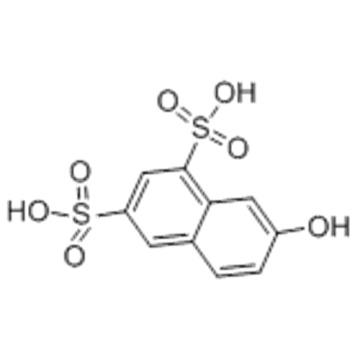 1,3-Naphthalenedisulfonicacid, 7-hydroxy- CAS 118-32-1