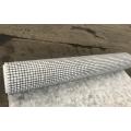 Bitumen Coated Fiberglass Geogrid With Nonwoven Geotextile