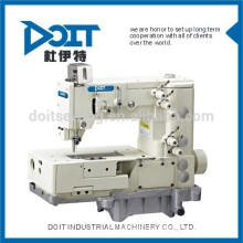 DT1302P-5W double Needle flat bed double chain stitch for achieving wishful design garment sewing machine price