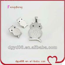 Fashion Wedding Jewelry Set