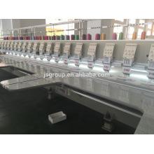 JINSHENG chaussures Computer Embroidery Machine prix à vendre