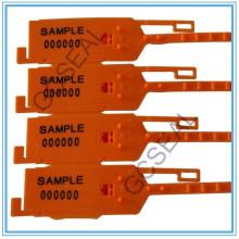 Indicativo Multi uso plástico selo GCSEAL P004