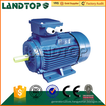 Serie AC Y2 motor trifásico anodizado 40kw 50kw