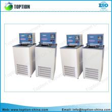 Baño termostático de temperatura baja / Baño constante de temperatura baja de laboratorio