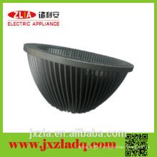 High quality die casting hollow aluminium led lamp heatsink