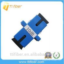 Offre d'usine 10 dB Atténuateur de fibre de type SC fixe
