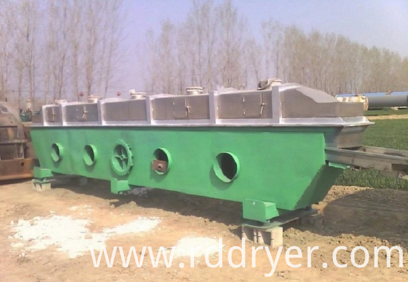 Magnesium Sulfite Fluid Bed Drying Machine
