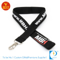 Custom Cheap Promotional Sublimation Lanyard with Metal Pin Buckle (LN-0149)