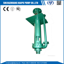 High Capacity Submersible Water Vertical Centrifugal Pump with Rubber Liner