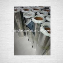grifo de aluminio y cinta de butilo de aluminio resistente al agua