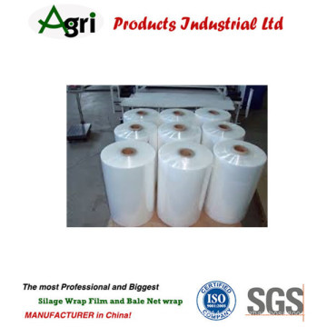 Hand use lldpe stretch wrap film for pallet packing