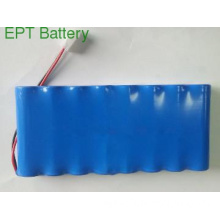 EPT 7.4V / 10400mAh Lithium ion battery pack with protection